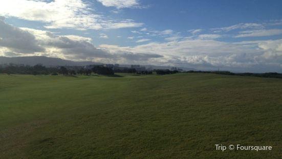 The 19th at Wollongong Golf Club