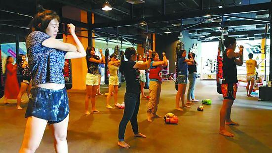 Tiger Muay Thai - Day Classes