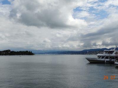 蘇黎世湖遊船