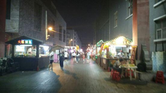 瀋陽大舞臺美食街