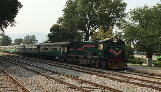 Pakistan Railways Heritage Museum