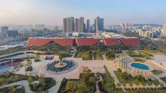 深圳龍崗文化中心