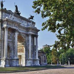 Arco della Pace User Photo