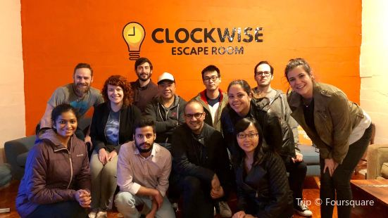 Clockwise Escape Room