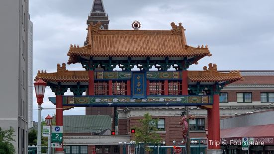 Historic Chinatown Gate
