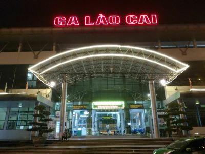 Ga Lào Cai (Lao Cai Train Station)