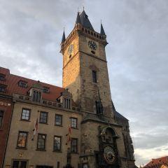 Prague Astronomical Clock User Photo