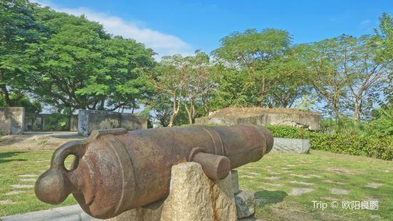 Yanwei Mountain Wupao Relic Site