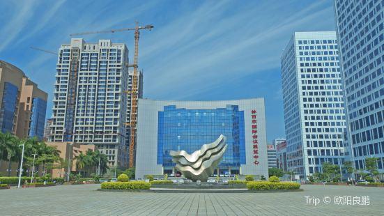 Linbaixinhuizhan Zhongxin Bei Square