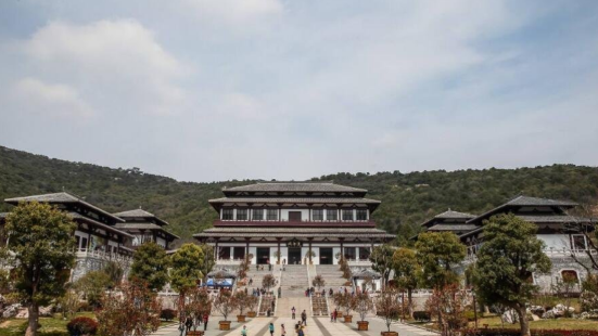 Sunwu Gucheng Tourist Area