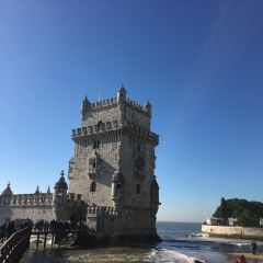벨렘 탑 여행 사진