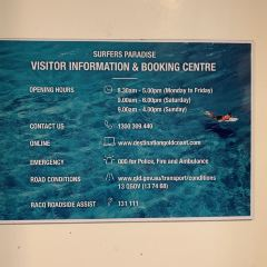 Surfers Paradise Visitor Information Centre User Photo