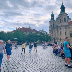 Old Town Square User Photo