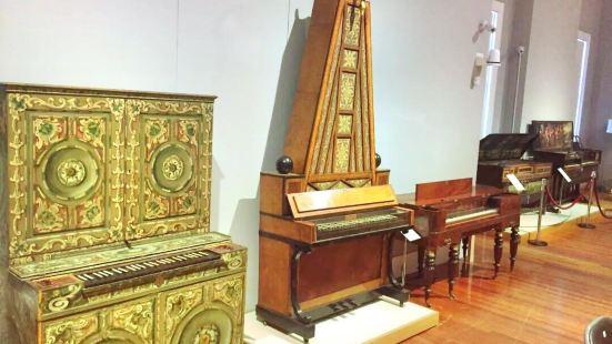 Reid Concert Hall Museum of Instruments