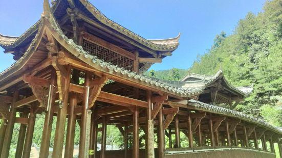 百山祖景區