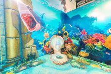 3D互动艺术博物馆-兰卡威-doris圈圈