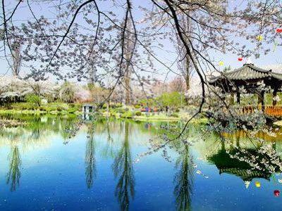 보문호(普門湖)