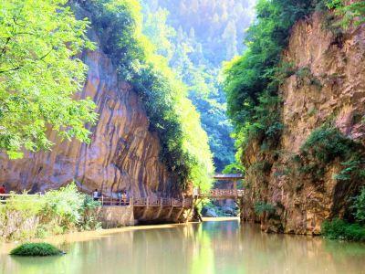 Chengxian County Jinlian Cave Scenic Spot