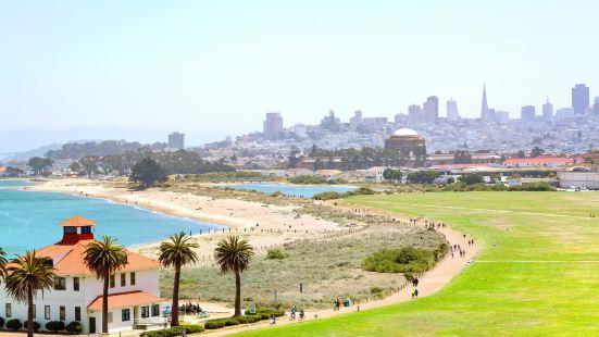 Golden Gate Promenade