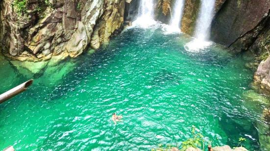 Sanyou Waterfall Sceneic Area
