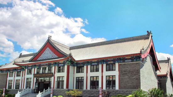 Tianjin Yangliuqing Wood New Year Picture Museum