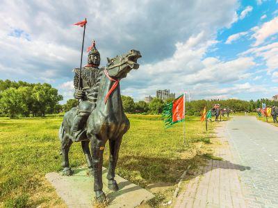 Genghis Khan Grassland Ecological Park