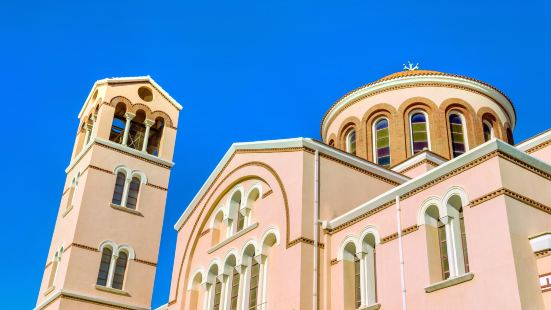 Holy Cathedral of Virgin Mary Pantanassis