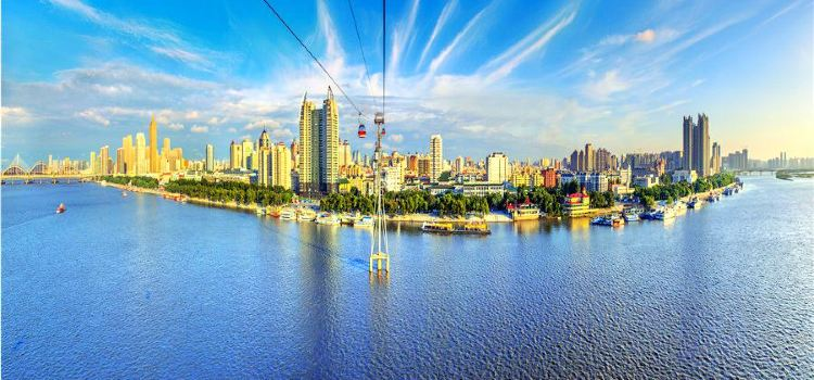 Songhua River Sightseeing Cableway