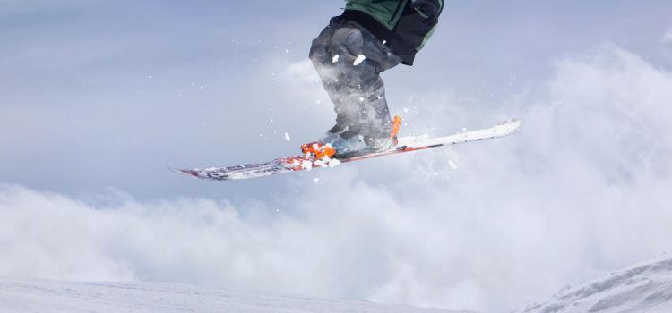 東山滑雪場1