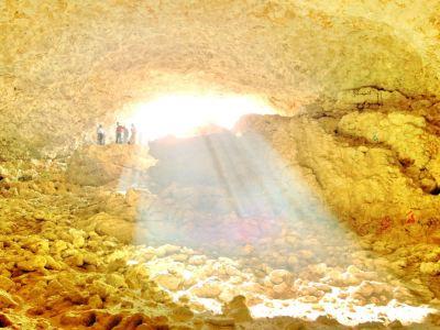 Dahl Al Misfir Cave