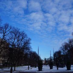 에스플라나디 공원 여행 사진