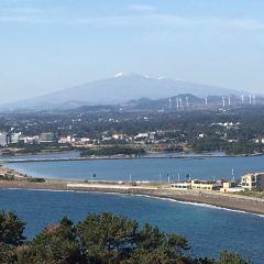 성산 일출봉 여행 사진