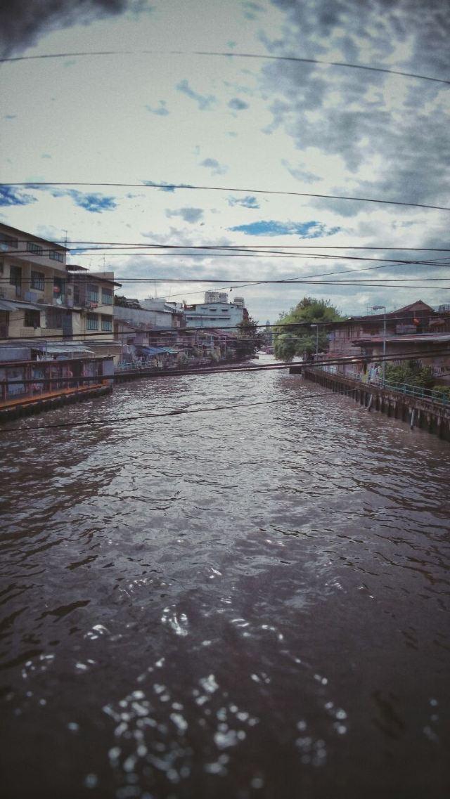 空盛桑運河