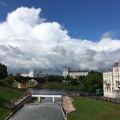 Pushkinskiy Bridge User Photo