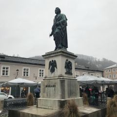 Mozart Monument User Photo