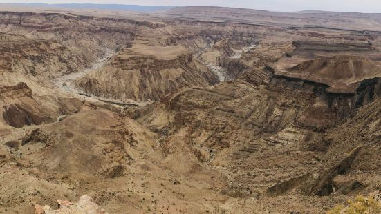 Fish River Canyon Nationalpark