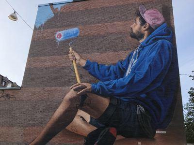 No Limit Street Art Boras