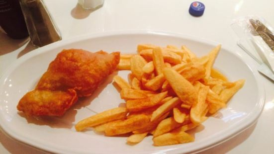 Simply Fish and Chips