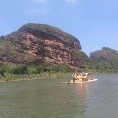 仙水岩蘆溪河竹筏漂流用戶圖片