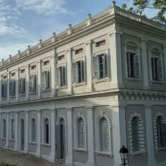 페라나칸 뮤지엄 여행 사진