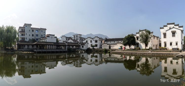 Longmen Ancient Town2