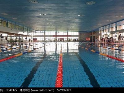 蘭喬聖菲游泳館