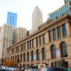 시카고 문화 센터 여행 사진
