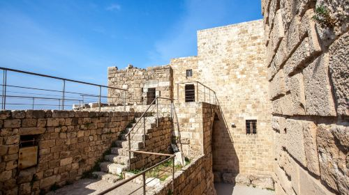 The Crusader Castle
