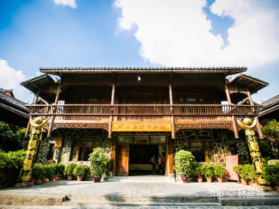 西江苗族博物館