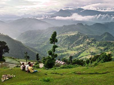 尼泊爾歡樂徒步行