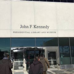 John F. Kennedy Presidential Library and Museum User Photo
