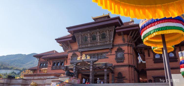 Nepal Pavilion2