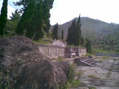 사심보 묘지