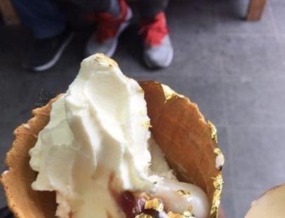 Kinkaku Soft Ice Cream